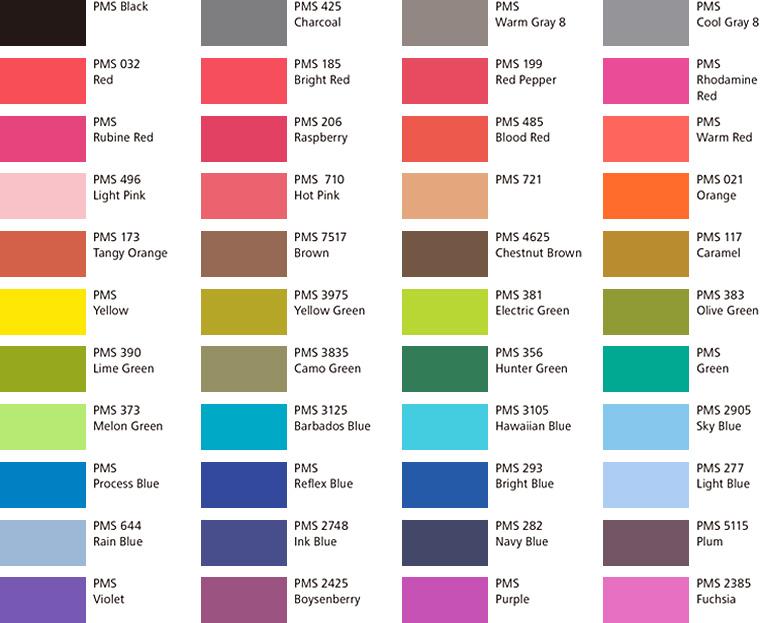 Caratteri testo partecipazioni for Tabella per mescolare i colori