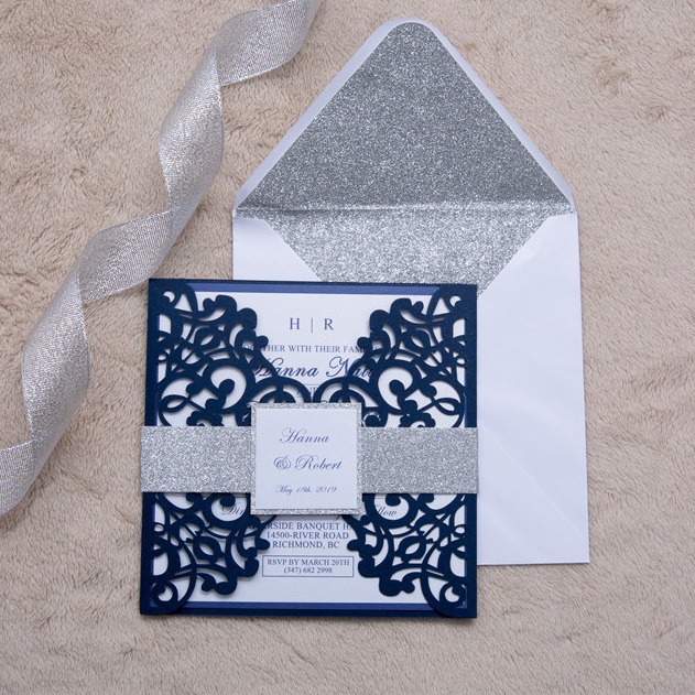 Letterpress Wedding Invitation was awesome invitations example